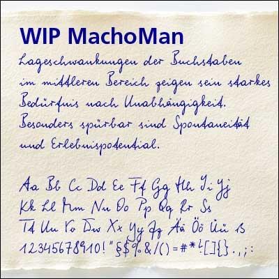 WIP MachoMan