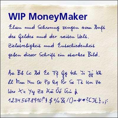 WIP MoneyMaker