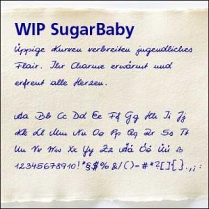 WIP SugarBaby