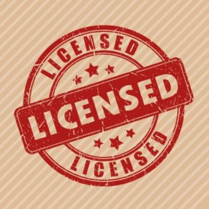 Legal font usage and licensing terms