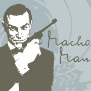 Macho Man – Write It Personal Font