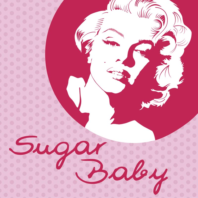 Sugar Baby – Write It Personal Font